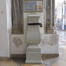 Opferstöcke St.Peter