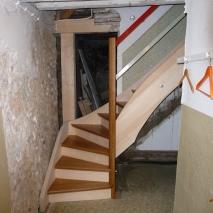 Treppe Altbau Füssen 8