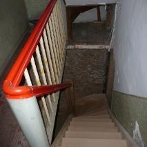 Treppe Altbau Füssen 3