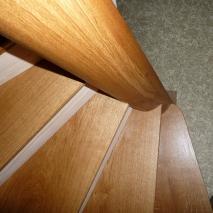 Treppenaustritt Oberfläche Hartöl 6