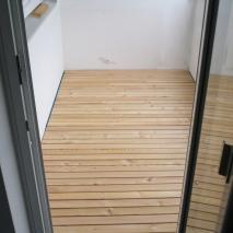 Balkon Holzroste