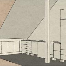 Küche 3-Schicht massiv_3